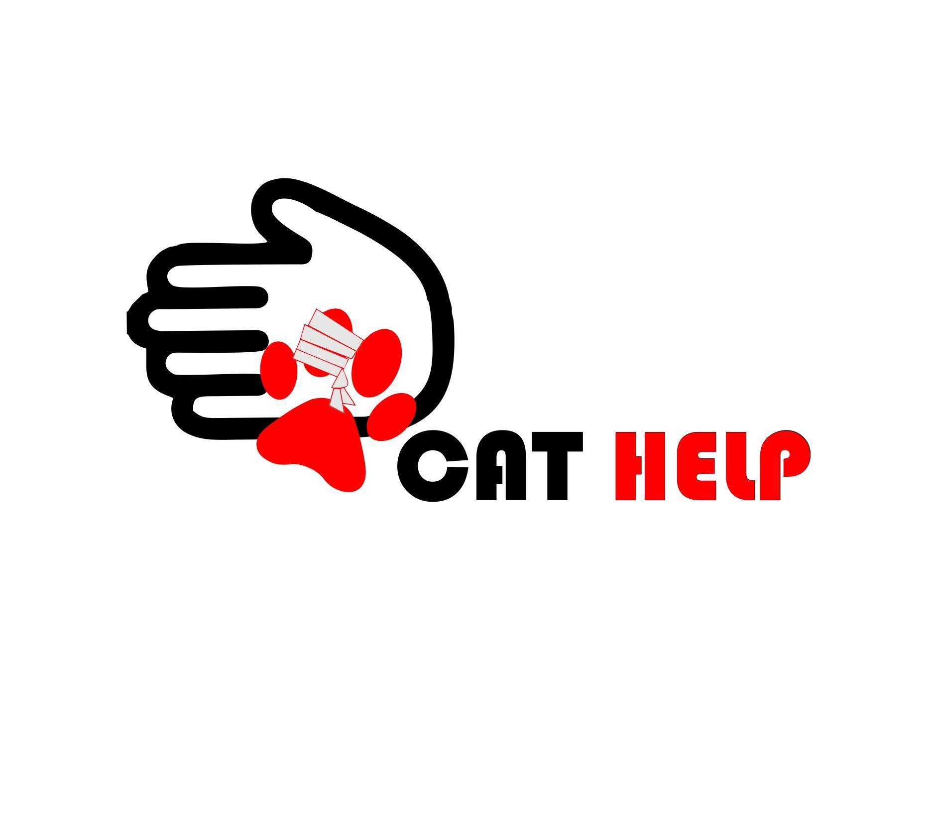 логотип для сайта и группы вк - cat.help фото f_51959db42a5c1164.jpg