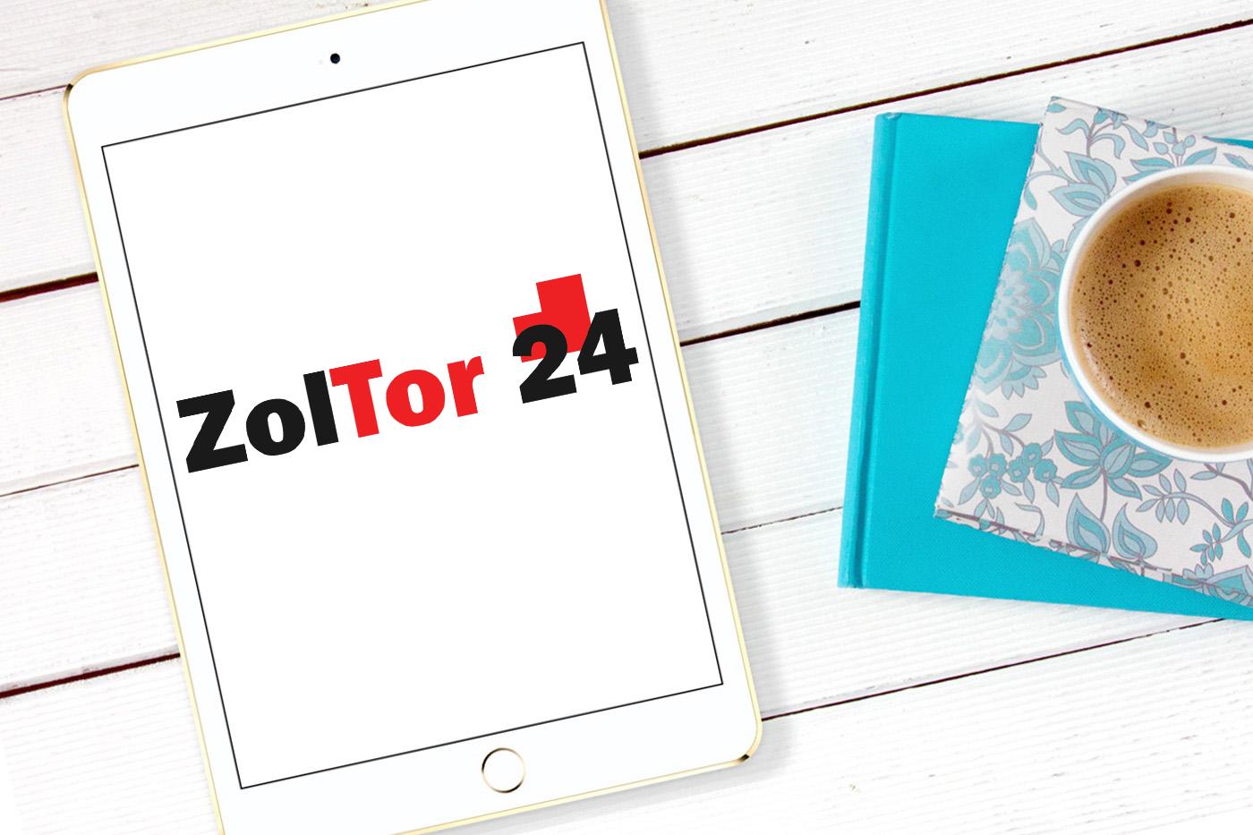 Логотип и фирменный стиль ZolTor24 фото f_9385c89231c5df8c.png