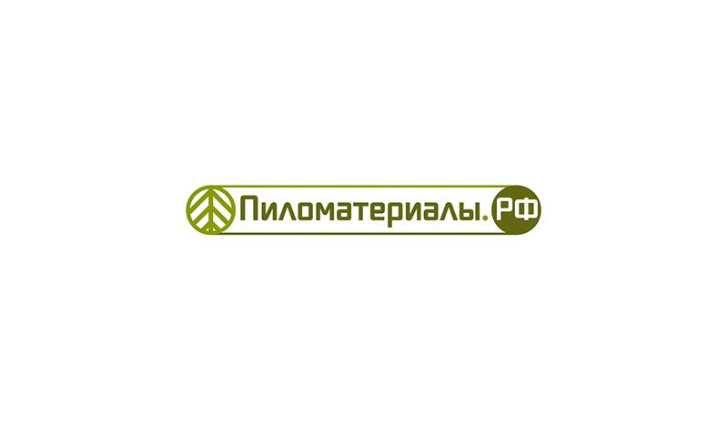 """Создание логотипа и фирменного стиля """"Пиломатериалы.РФ"""" фото f_24252fb59dc2c43c.jpg"""
