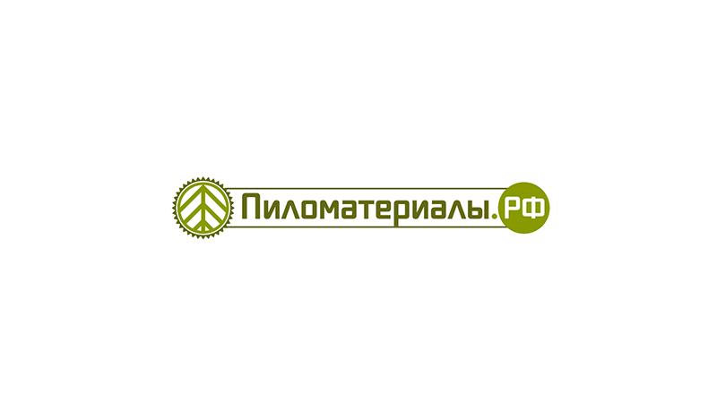 """Создание логотипа и фирменного стиля """"Пиломатериалы.РФ"""" фото f_26952fb59d8f13b2.jpg"""