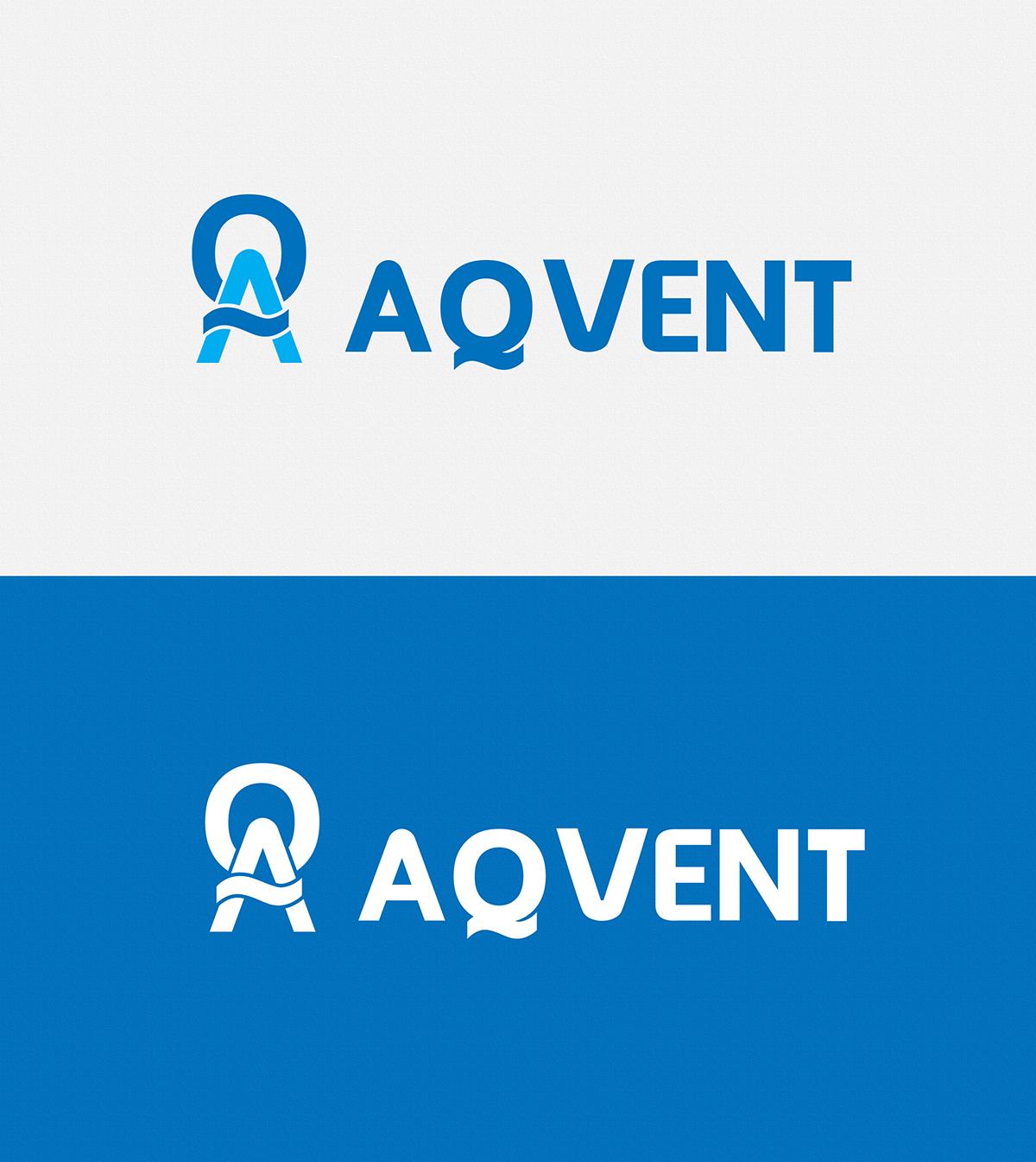 Логотип AQVENT фото f_477528cfb16b5448.jpg
