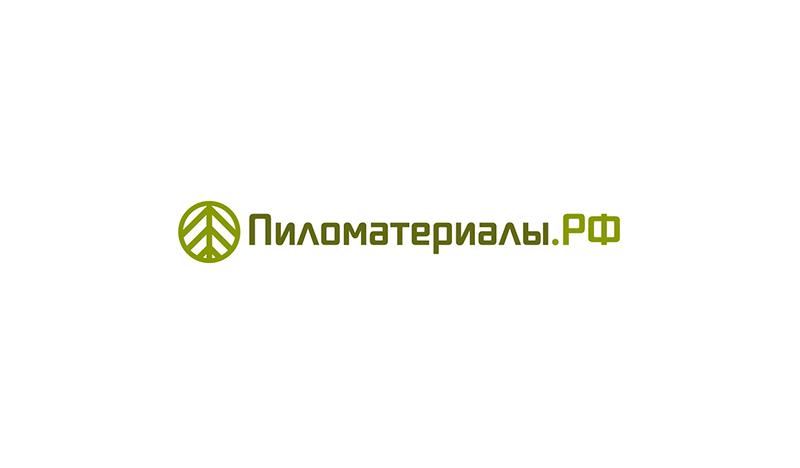 "Создание логотипа и фирменного стиля ""Пиломатериалы.РФ"" фото f_60852fb59dfebae3.jpg"