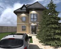 Реконструкция загородного дома.