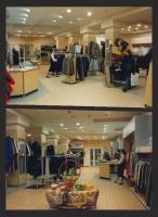 Магазин одежды.Вид 1