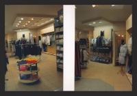 Магазин одежды.Вид 2