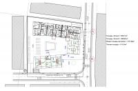Планировка жилого комплекса в Черногории