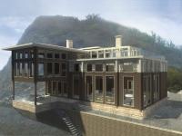 Дом в Ар-Деко 350 м2