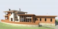 Дом 300 м2