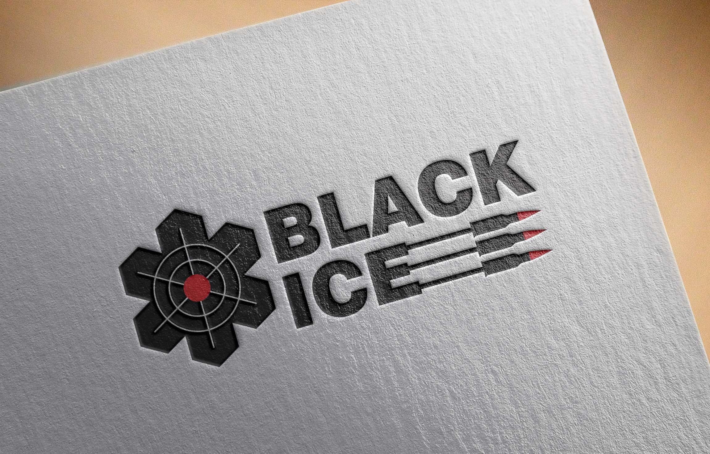 """Логотип + Фирменный стиль для компании """"BLACK ICE"""" фото f_7575714dfd87c4a4.jpg"""