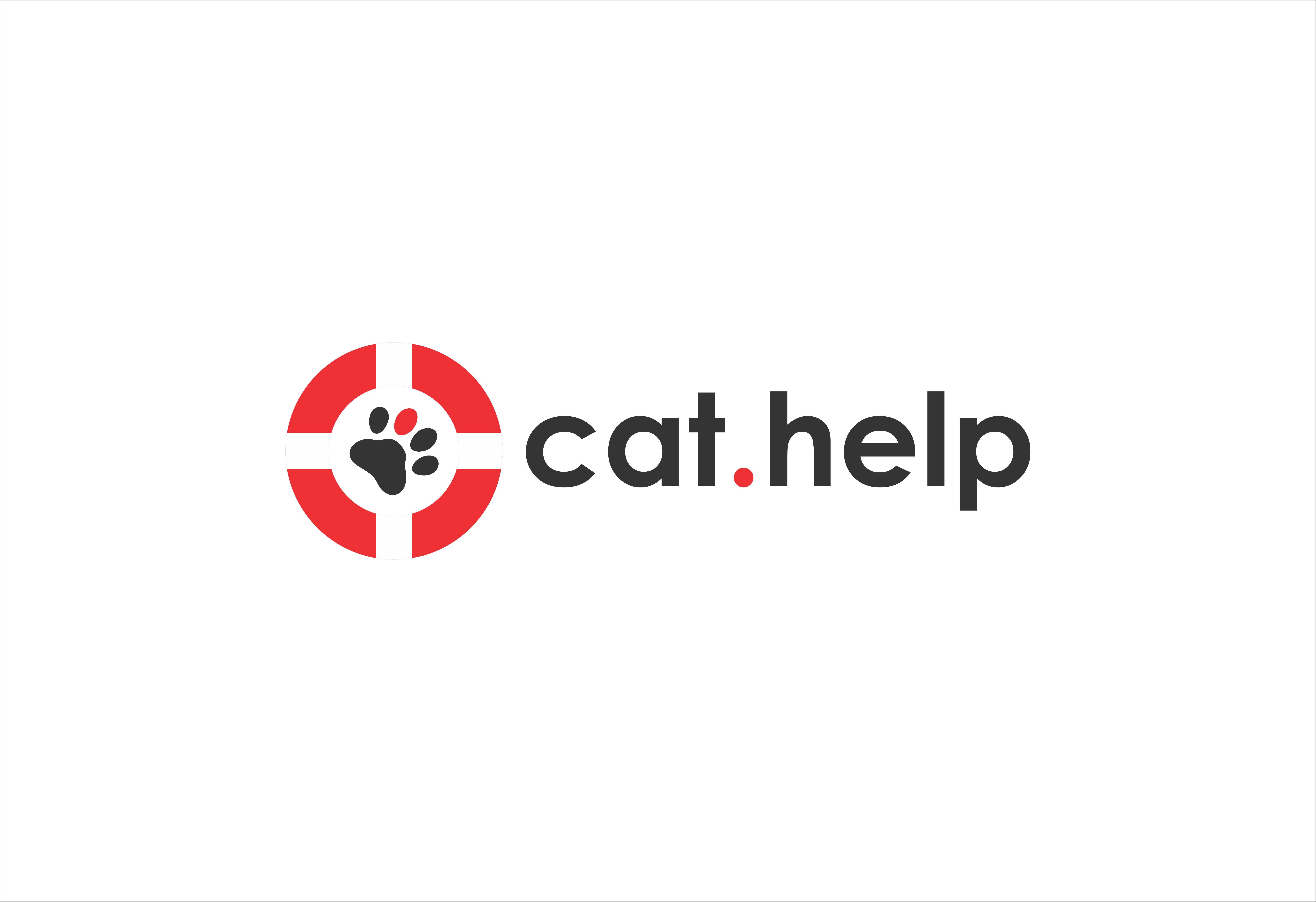 логотип для сайта и группы вк - cat.help фото f_93159daa0cd714e1.jpg