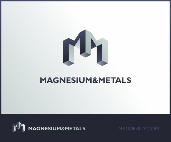 Логотип для проекта Magnesium&Metals фото f_4e9d7680ecf9d.png