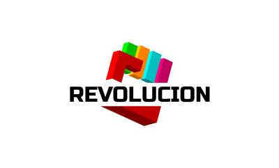 Разработка логотипа и фир. стиля агенству Revolución фото f_4fba3413b1a5d.png