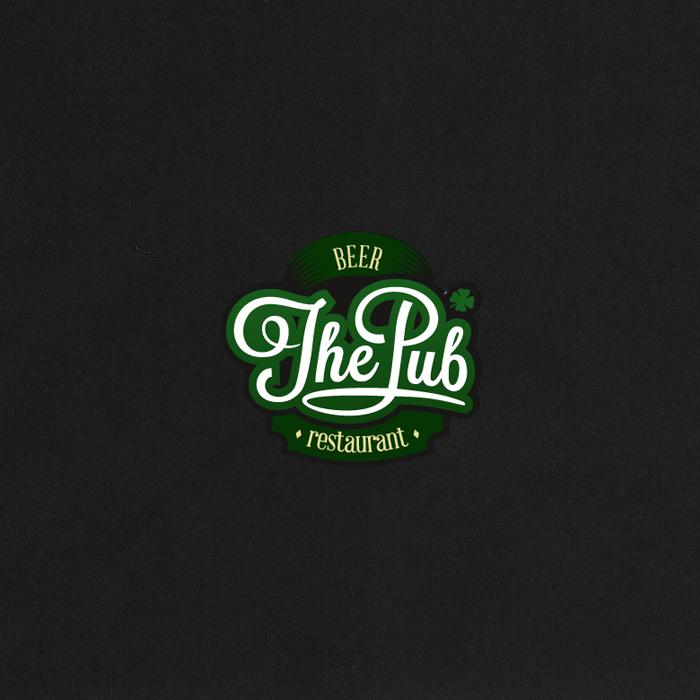 "Разработка логотипа торговой марки ""THEPUB"" фото f_33751dee3c4a7e15.jpg"