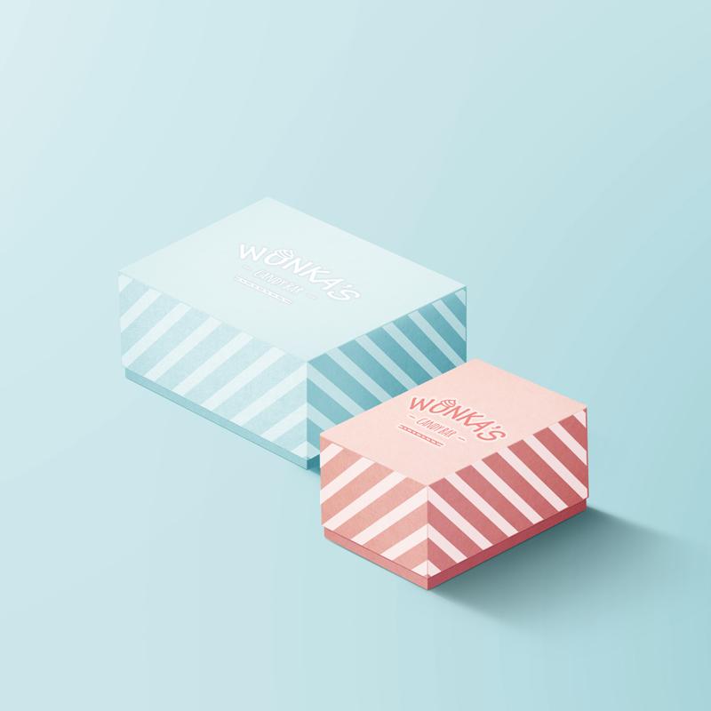Разработка логотипа магазина сладостей со всего мира. фото f_7605a291569da8a5.jpg