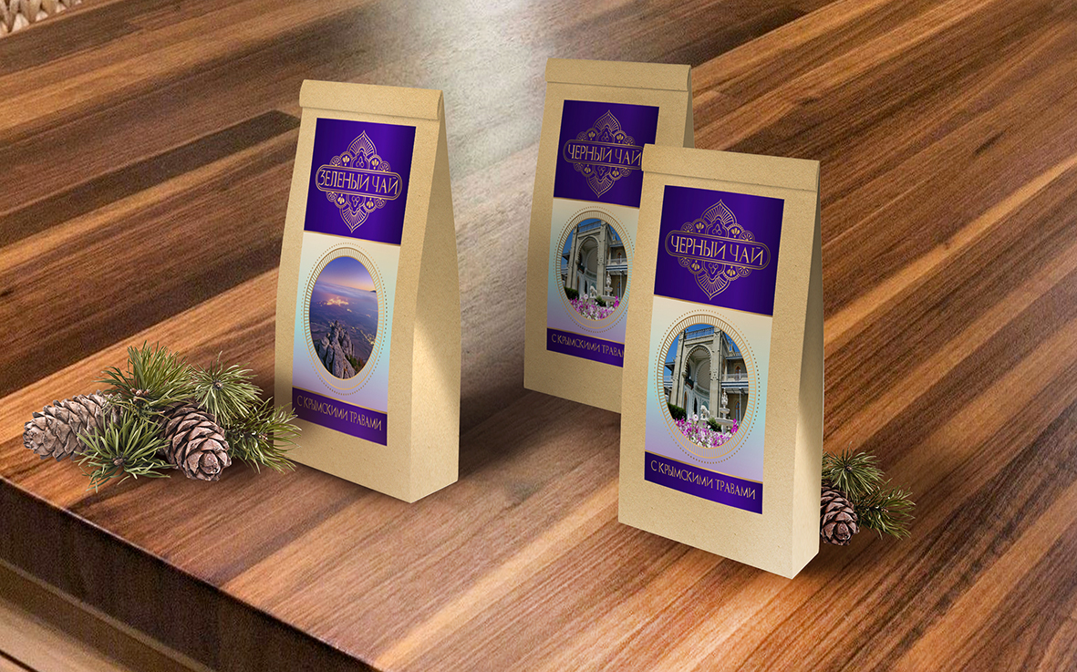 Дизайн подарочной-сувенирной коробки: с чаем и варением фото f_1535a57cb4cef007.jpg