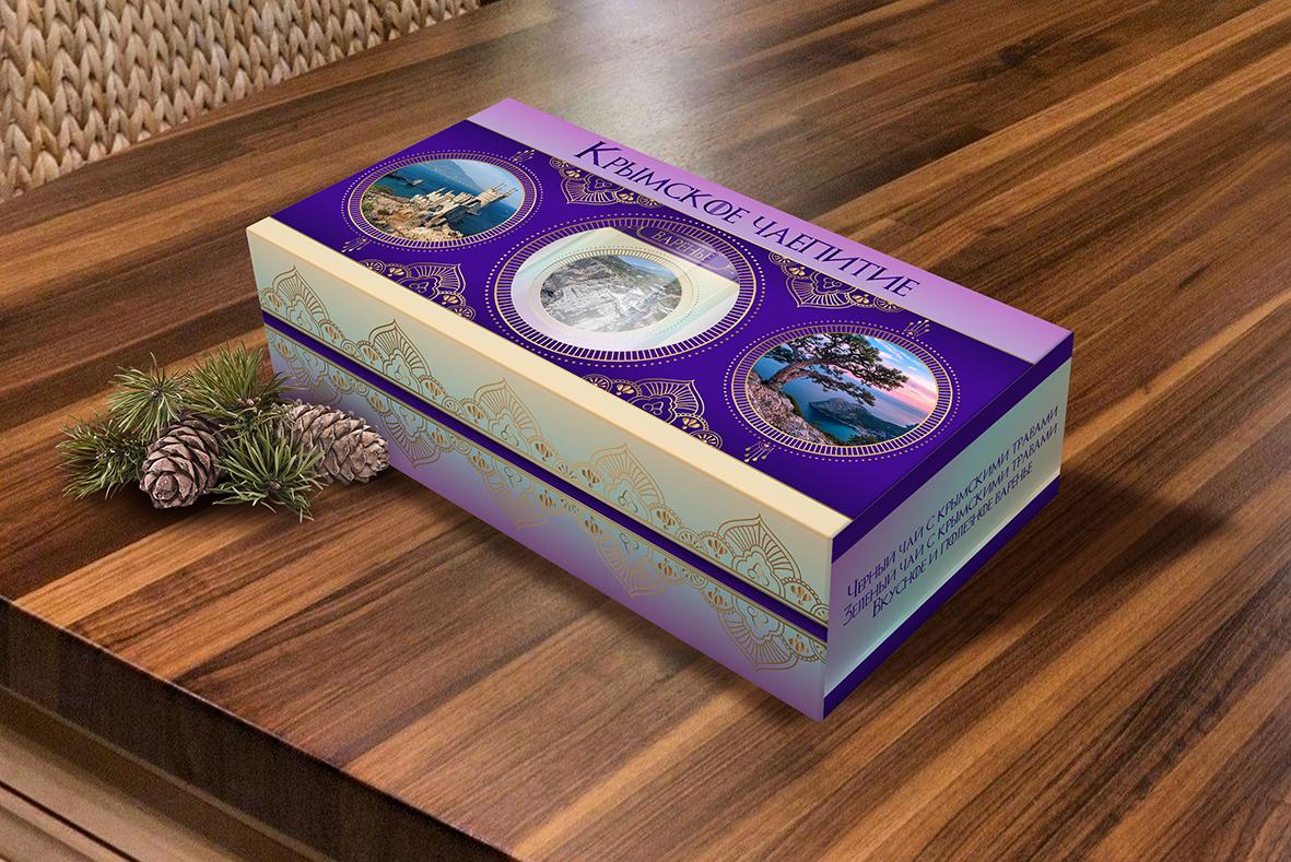 Дизайн подарочной-сувенирной коробки: с чаем и варением фото f_4645a57cb47bcb52.jpg