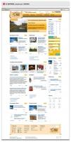 Мир Путешествий — социальная сеть на Битрикс ред. Бизнес