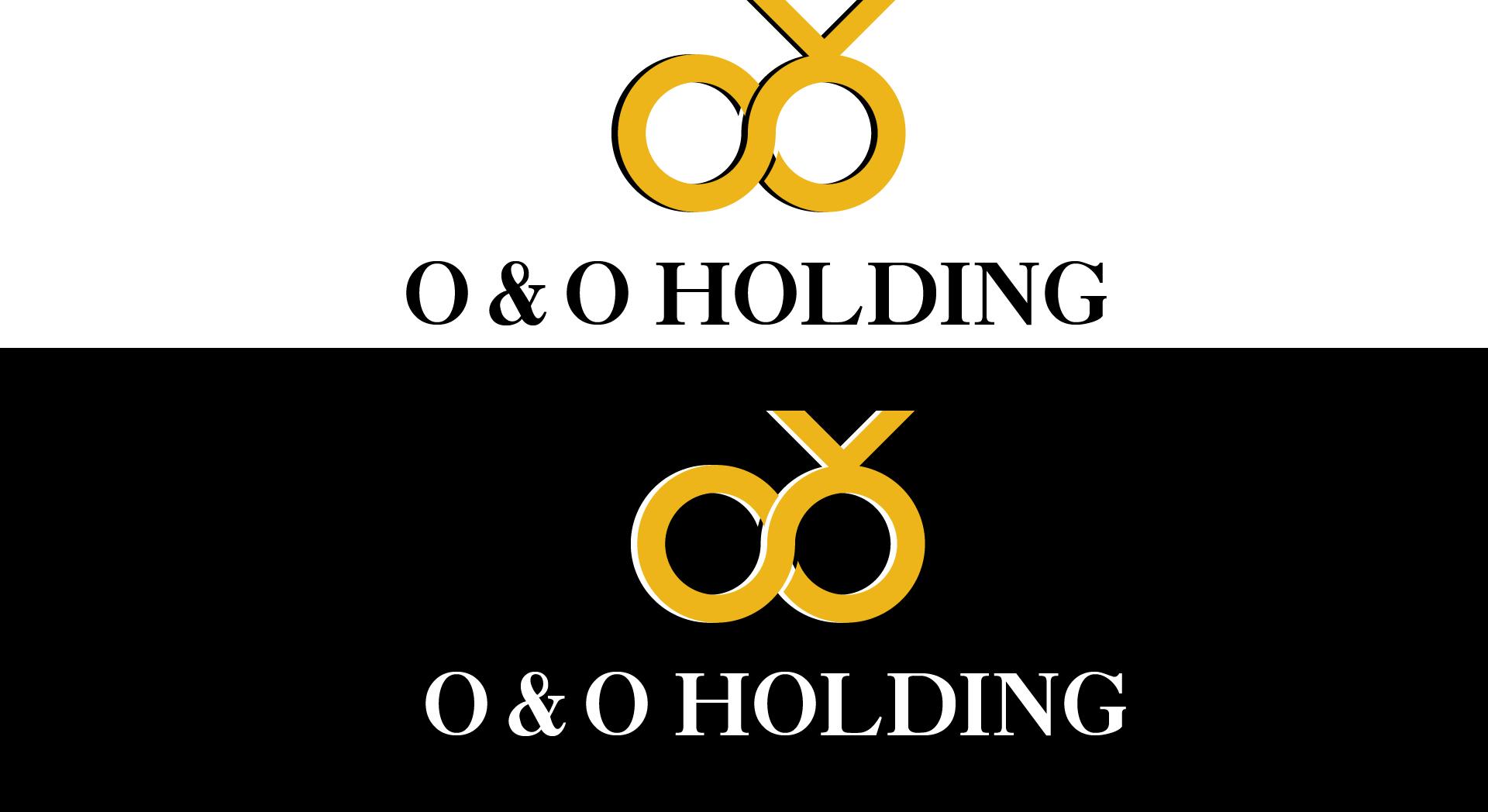 "Разработка Логотипа +  Фирменного знака для компании ""O & O HOLDING"" фото f_5225c7b8ac666947.jpg"