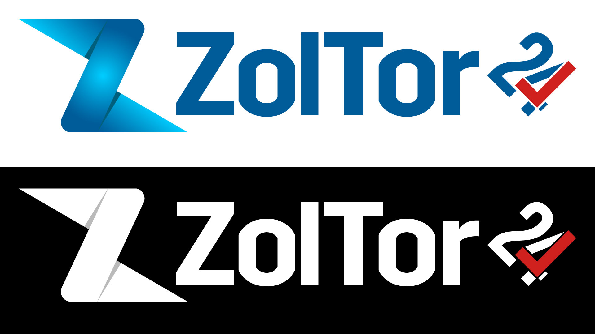 Логотип и фирменный стиль ZolTor24 фото f_5545c90ae4fe0c0d.jpg