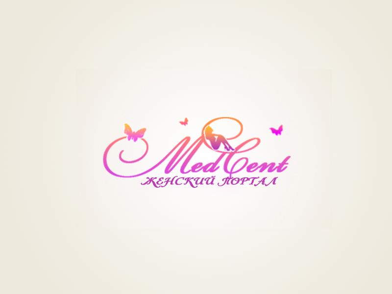 Логотип для сайта Medcent.ru