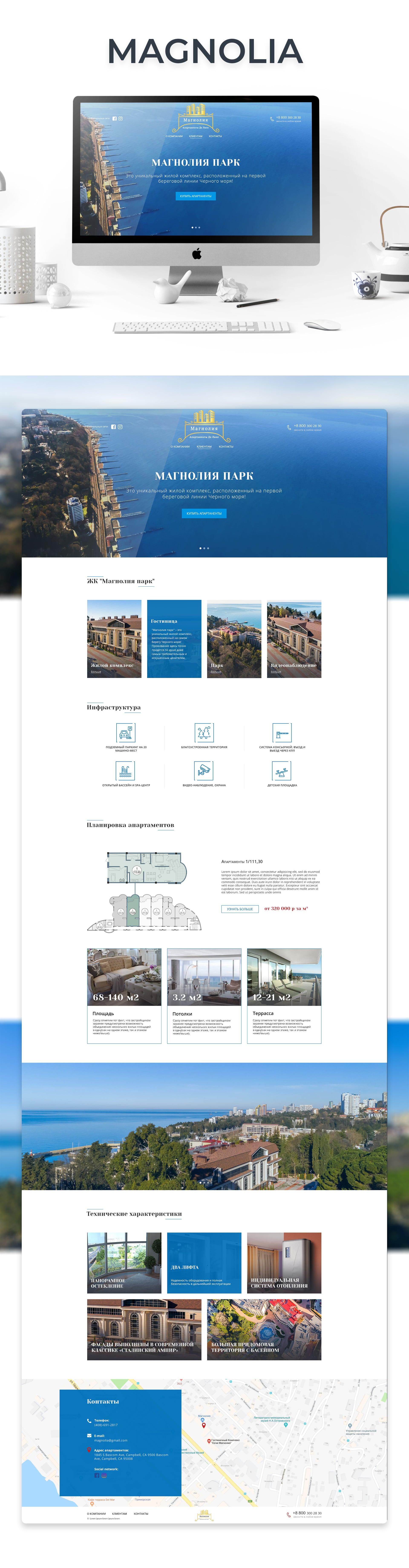 Дизайн для недвижимости