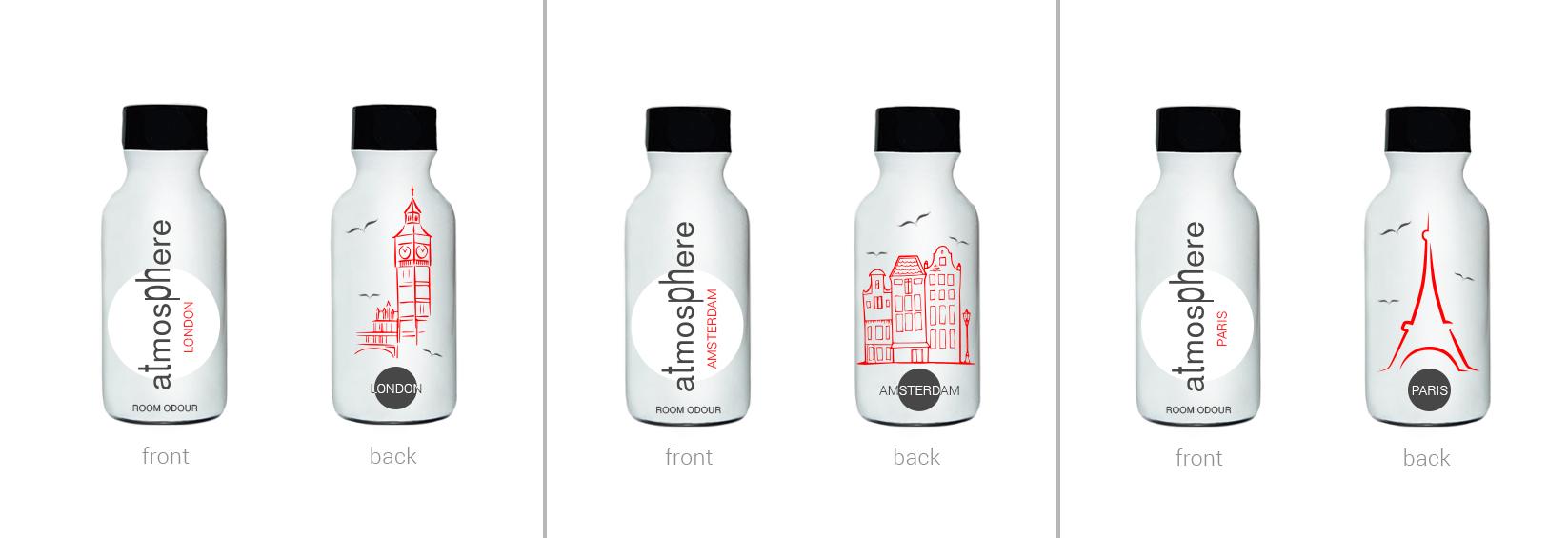 Дизайн упаковки для дезодорантов