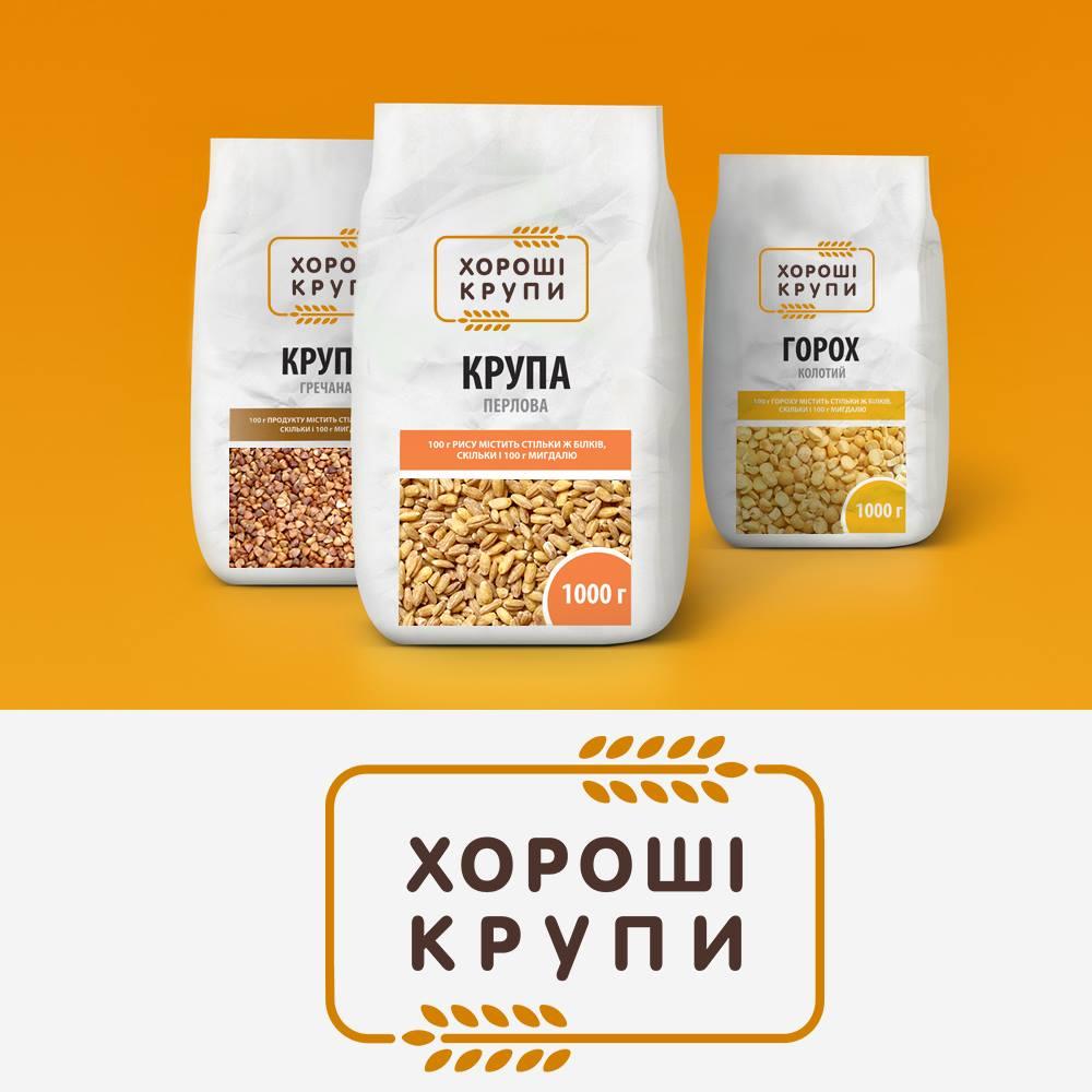 Разработка логотипа  и дизайн упаковки