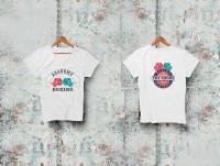 Дизайн для футболки  клуб бокса