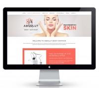 Создание сайта для косметической компании
