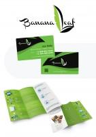 Разработка логотипа и  фирменного стиля для Канадской компании