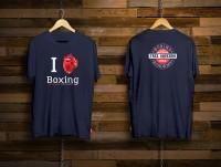 дизайн для команды в боксе