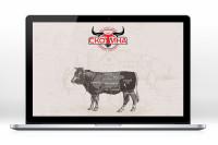 имиджевый сайт производителя мяса / интернет магазин