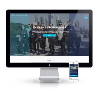 Промо сайт для команды по бегу от бренда Asics / Promo site for the running team from the brand Asics