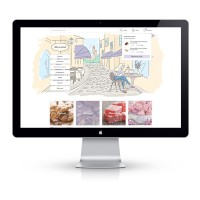 Дизайн интернет магазина вкусностей