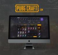 PUBG Craft - сайт для апгрейда игры