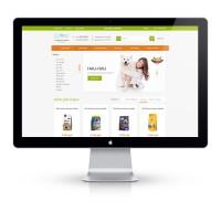 Дизайн интернет магазина  для зоомагазина