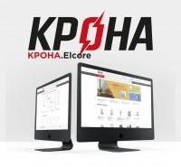 Дизайн для интернет Магазина Электротехнической Продукции