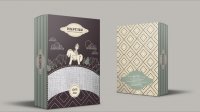 Дизайн упаковки для льняного белья