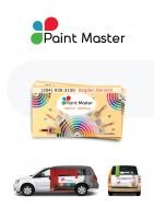 Разработка логотипа дизайн визитки дизайн для машины для услуг по поркаске
