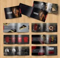 Дизайн каталога для сувенирной продукции