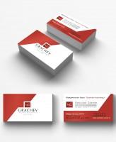 Дизайн визитки для юредической компании