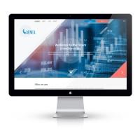 Дизайн  и адаптивная верстка для сайта криптовалют