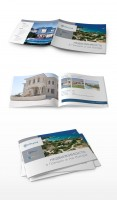 Дизайн каталога для агентства недвижимости