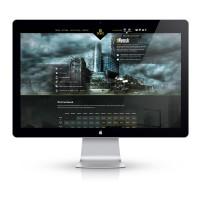 Создание сайта под ключ для квеста
