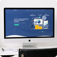 Дизайн лендинга | автоматизированная система пассивного заработка
