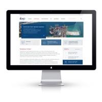 Создайние дизайн для компании порт