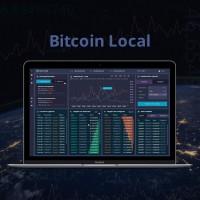 Разработка дизайна для биржи