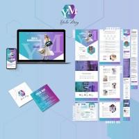 Разработка адаптивного сайта для стилиста