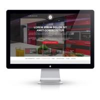 Дизайн для компании  по производству кухонь
