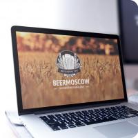 Дизайн сайта производство мини пивоварен